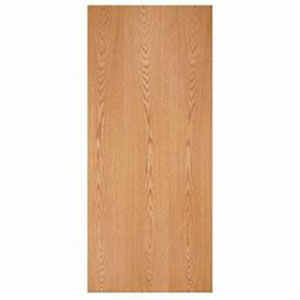 "36""x80"" Imperial Oak HC No Bore, Hinge Prep Only"